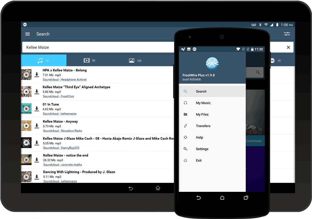 frostwire plus for android frostwire bittorrent client cloud